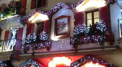 Photo of Fondue Restaurant La Calèche at 18 Rue Du Docteur Paccard, Chamonix 74400, France