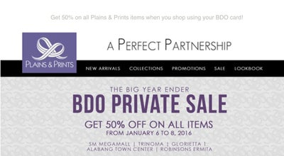 Photo of Boutique Plains & Prints at Sm City San Lazaro, Manila, Philippines