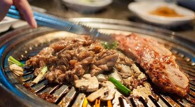 Photo of Korean Restaurant Wang Cho Korean BBQ - Chino Hills at 3911 Grand Ave, Chino, CA 91710, United States