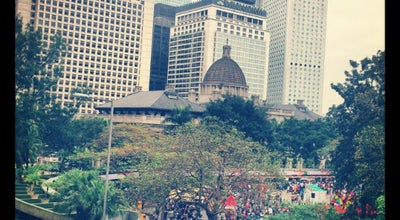 Photo of Plaza Chater Garden at Chater Rd, Central, Hong Kong