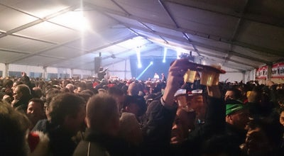 Photo of Beer Garden Tent Cross Diegem at Belgium