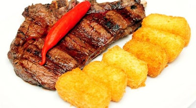 Photo of Steakhouse La Grelha at Av. Armando Salles De Oliveira, 217, Americana 13468-570, Brazil