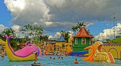 Photo of Water Park Amazon Acqua Park at Km 101, Br 174, Presidente Figueitedo, Brazil