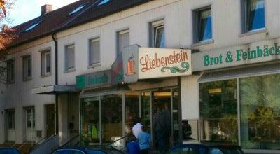 Photo of Bakery Liebenstein at Schlachthofstr. 65, Neustadt an der Weinstraße 67433, Germany