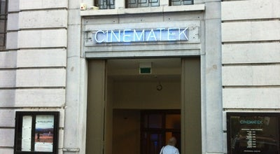 Photo of Indie Movie Theater Cinematek at Rue Baron Hortastraat 9, Bruxelles / Brussel 1000, Belgium