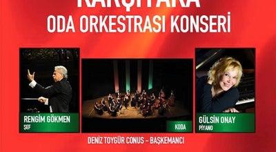 Photo of Concert Hall Hikmet Şimşek Sanat Merkezi at Turkey