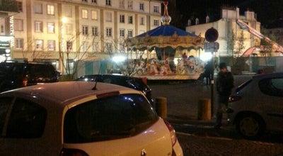 Photo of Pedestrian Plaza Place Saint-Germain at Place Saint-germain, Rennes 35000, France