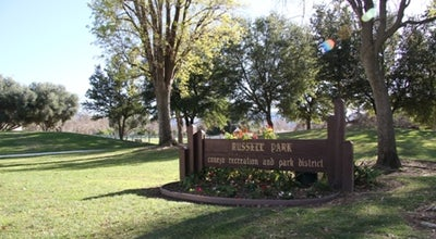 Photo of Playground Russell Park at 3199 North Medicine Bow Court, Thousand Oaks, CA 91362, United States