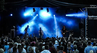 Photo of Music Venue Tapahtumaturku at Hallimestarinkatu 30, Kaarina 20780, Finland