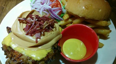 Photo of Burger Joint 發福廚房 Bravo Burger at 市民大道四段72號, Taipei 106, Taiwan
