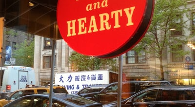 Photo of Soup Place Hale & Hearty at 849 Lexington Ave, New York, NY 10065, United States