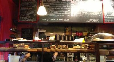 Photo of Sandwich Place Sanpanino at 494 Hudson St, New York, NY 10014, United States