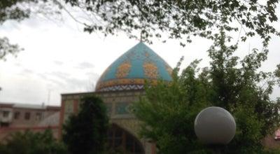 Photo of Mosque Blue Mosque at Mashtots Ave., Yerevan, Armenia