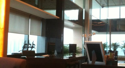 Photo of Hotel Bar Club Lounge Hyatt Regency at Hyatt Regency Hong Kong, 18 Chak Cheung St, Ma Liu Shui, Hong Kong