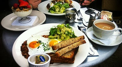 Photo of Cafe Cafe Orlin at 41 Saint Marks Pl, New York, NY 10003, United States