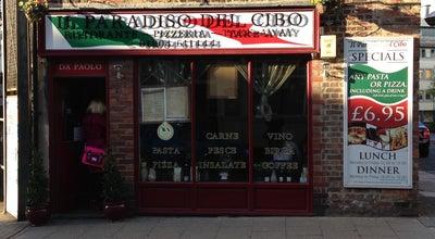 Photo of Pizza Place Il Paradiso del Cibo at 40 Walmgate, York YO1 9TJ, United Kingdom