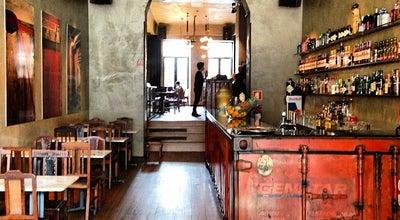 Photo of Modern European Restaurant Clube 3C at Rua Candido Dos Reis 18, Porto 4050-151, Portugal
