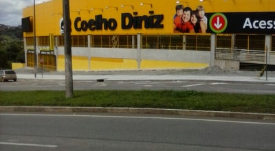 Photo of Supermarket Coelho Diniz Ipatinga at Mg 458, ipatinga 35160-000, Brazil