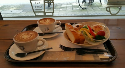 Photo of Cafe THE CUPS at 中区錦2-14-1, Nagoya-shi 460-0003, Japan