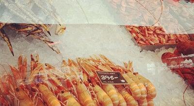 Photo of Fish Market Fisketorget at Torget 2, Bergen 5014, Norway