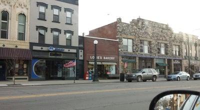 Photo of Bakery Louie's Bakery at 144 W Michigan Ave, Marshall, MI 49068, United States