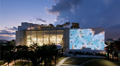Photo of Performing Arts Venue New World Center at 500 17th Street, Miami Beach, FL 33139, United States