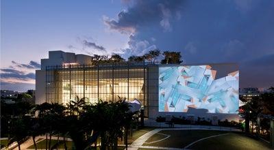 Photo of Concert Hall New World Symphony at 500 17th Street, Miami Beach, FL 33139, United States