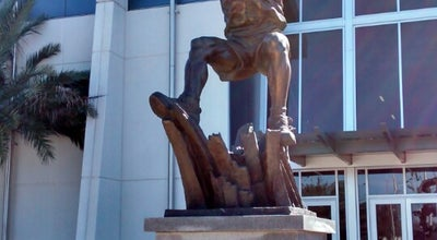 Photo of Historic Site Shaquille O'Neal Statue at United States