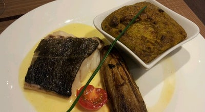 Photo of French Restaurant Le vieil abreuvoir at 22 Avenue Jean Baptiste Lebas, Roubaix 59100, France