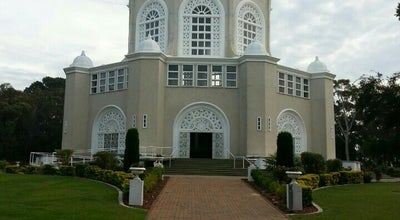 Photo of Tourist Attraction Baha'i House of Worship at Bahai Temple 173 Mona Vale Rd, Ingleside, Ne 2101, Australia