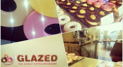 Photo of Donut Shop Glazed at Dit2 Market, Bangladesh