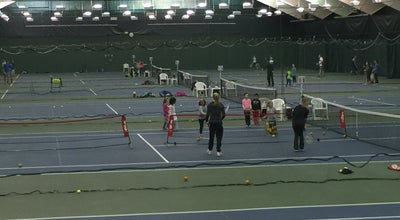 Photo of Tennis Court Carmel Raquet Club at 225 E Carmel Dr, Carmel, IN 46032, United States