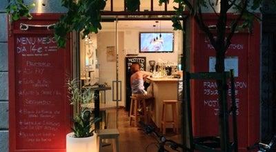 Photo of French Restaurant L'Artisan Furansu Kitchen at C. Ventura De La Vega, 15, Madrid 28014, Spain