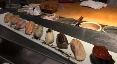 Photo of Sushi Restaurant 逸鮮棧 at 忠孝東路四段500之5號, 信義區, Taiwan