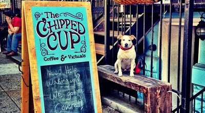 Photo of Coffee Shop The Chipped Cup at 3610 Broadway, New York, NY 10031, United States