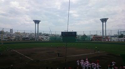 Photo of Baseball Field 広島東洋カープ キャンプ at 諸見里2-1-1, Okinawa 904-0032, Japan