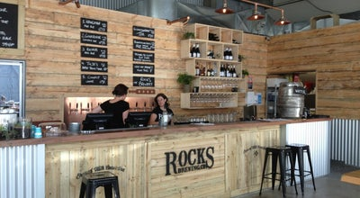 Photo of Brewery Rocks Brewing Co at 160 Bourke Rd., Alexandria, NS 2015, Australia