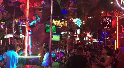 Photo of Cocktail Bar Penitentiary Bar @ Bangla Road at Kathu, Thailand
