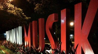 Photo of Park Taman Musik Centrum at Jalan Belitung, Bandung 40113, Indonesia