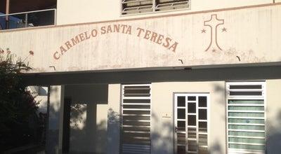 Photo of Church Carmelo Santa Teresa at Rua Benjamim Constant, 425, Cabeçudas, Brazil