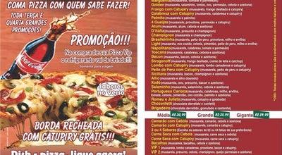 Photo of Pizza Place Pizza Vip Delivery at R. Dr. Sá Rego, 204, Nova Iguaçu 26012-480, Brazil