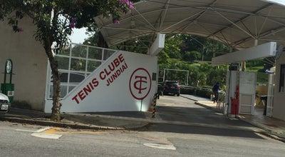 Photo of Tennis Court Tenis Clube at R. Dr. Édson Zardeto De Toledo 180, Jundiaí, Brazil