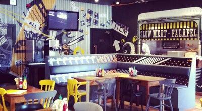 Photo of American Restaurant Lazybones at Farringdon EC1M 6DQ, United Kingdom