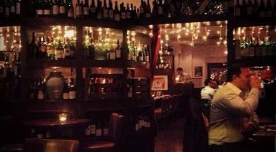 Photo of Modern European Restaurant The Fulham Wine Rooms at 871 Fulham Road, London SW6 5HP, United Kingdom