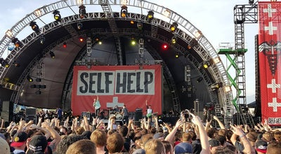 Photo of Rock Club Self Help Festival at San Bernardino, CA, United States