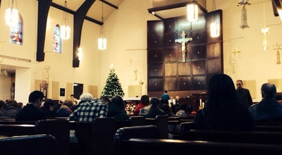 Photo of Church St Anthony's Catholic Parish at 416 S 4th St, Renton, WA 98057, United States