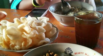 Photo of Breakfast Spot Bubur ayam Bandung at Pawarengan, Indonesia