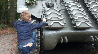 Photo of Historic Site Cougar tank at Netherlands