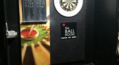 Photo of Pool Hall The Ball Room at Edinburgh, United Kingdom