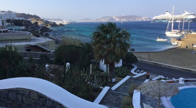 Photo of Hotel Olia Hotel at New Port Of Mykonos, Tourlos 846 00, Greece